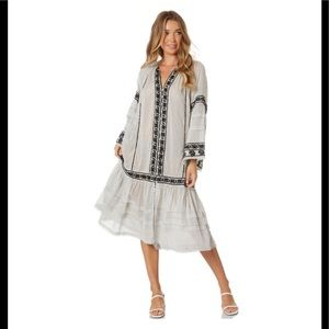 FREE PEOPLE Vagabond Maxi Top Tunic NWT